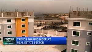 Understanding trends shaping Nigeria's real estate sector
