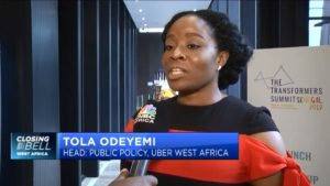 Uber's Odeyemi: We've been proactive with regulations to allow innovation