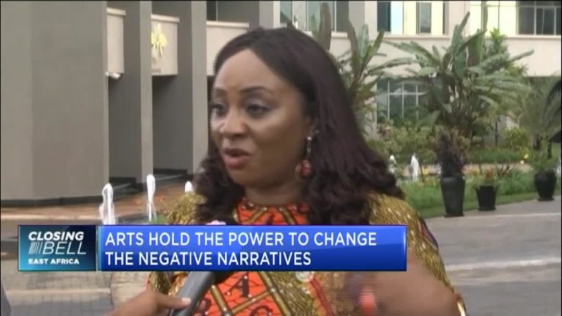 Africaknows Founder Sheila Ochugboju on how to change Africa's narrative