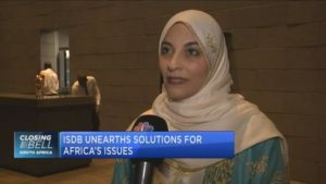Transformers Summit: IsDB's Hayat Sindi on why she believes empowering the youth will solve Africa's growth challenges