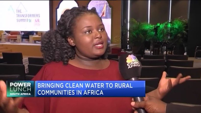 This innovation is bringing clean water to rural communities in Africa