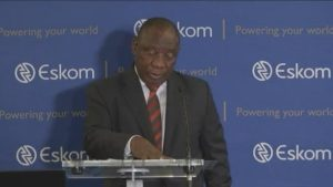 #EskomCrisis threaten SA economy – Is there a way out the darkness?