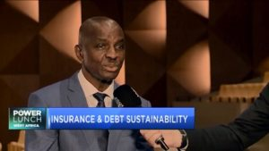 Sustainable Development, Sustainable Debt: NSIA CEO Kacou Diagou on company's expansion plans into Central Africa