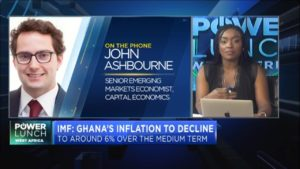 IMF: How new oil discoveries and mining will impact Ghana's economic outlook
