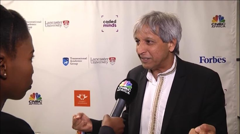 Future of Education Summit: Adam Habib on the future of universities & the importance of a university degree in the workplace