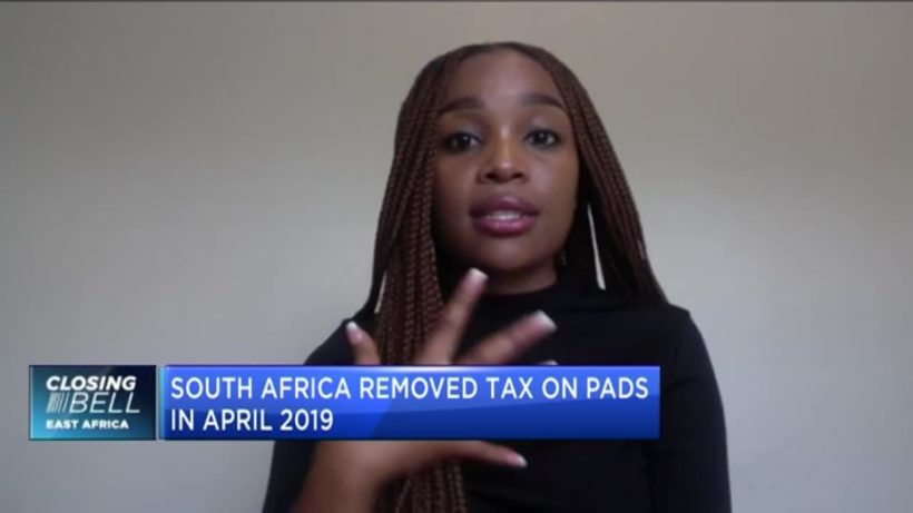 Rwanda scraps tax on sanitary pads: A win for the Africa girl child