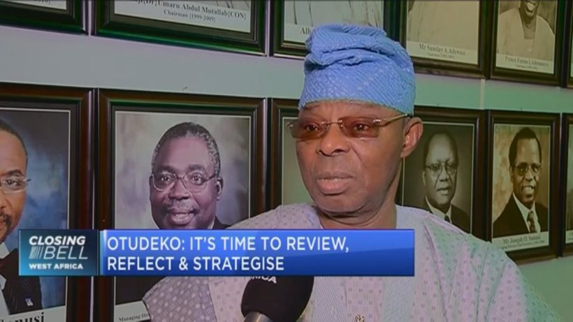 It's time to review, reflect & strategize, says FBN Holdings Chair Oba Otudeko