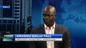 BAL President Amadou Gallo Fall on how sport is driving economics on the continent