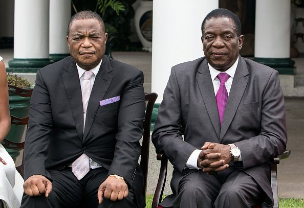 Wife of Zimbabwean vice president charged with his attempted murder