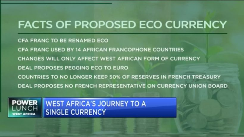 Will West Africa realise its journey to a single currency?