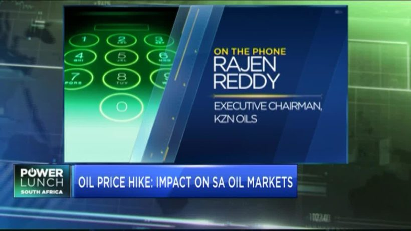 What rise in prices mean for oil businesses and investors in SA
