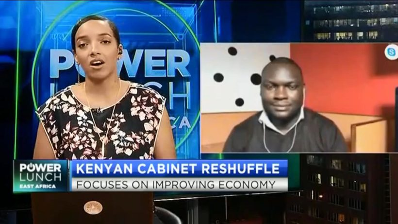 Why Kenya's recent cabinet reshuffle is a boost for economy