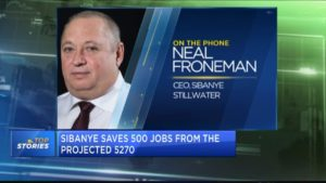 Sibanye CEO on Marikana restructuring, PGM outlook & self-generation of power