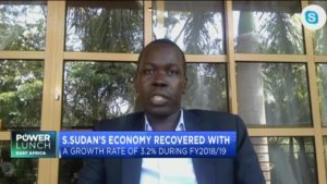 South Sudan's rebounding oil sector the catalyst behind growing economy