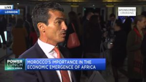 UK-Morocco Business Dialogue: 54 Capital's Yassine Benjelloun on what makes Morocco attractive to investors