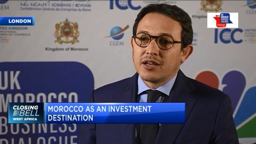 UK-Morocco Business Dialogue: CGEM's Kadiri on what sectors Morocco must focus on to harness international investment