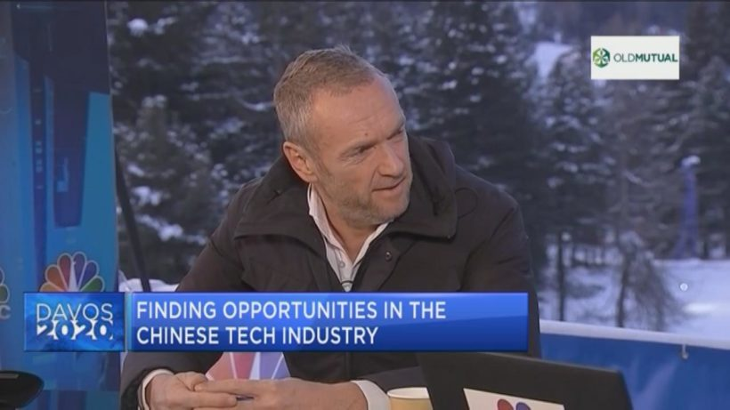 World Economic Forum: Bob van Dijk: Why we are excited about India, recyclables