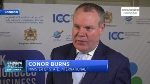 UK-Morocco Business Dialogue: Conor Burns on where the UK sees business opportunities in Morocco