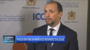 UK-Morocco Business Dialogue: Minister Mohcine Jazouli on opportunities for investment in Africa