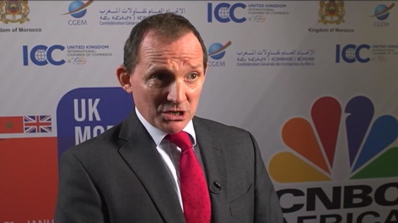 UK-Morocco Business Dialogue: Thomas Reilly on understanding Morocco's economic dynamics