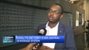 Kigali to get first ever central sewerage system