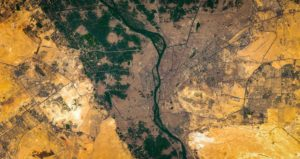 In the future there will be more rain but less water in the Nile Basin, what can be done?