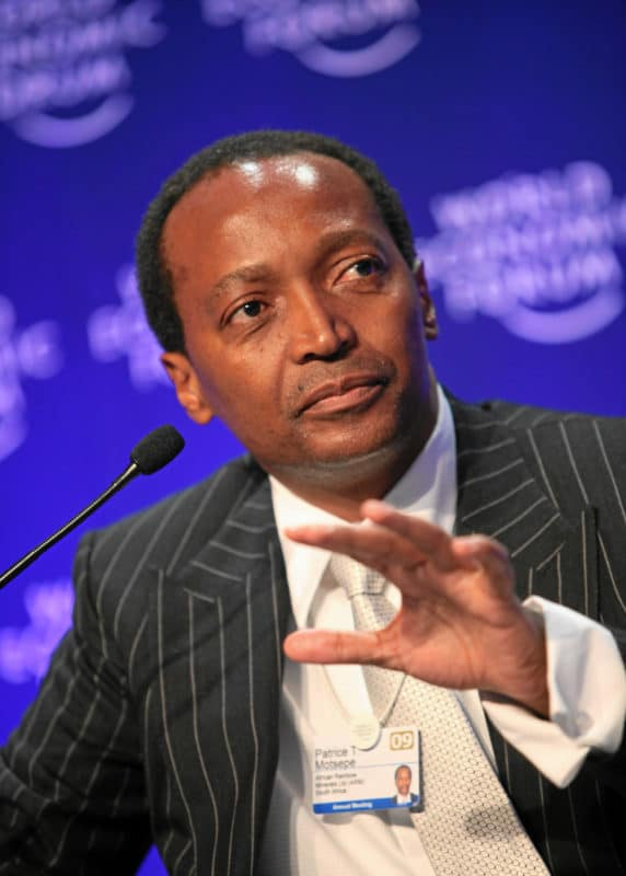 Motsepe family & associates join Rupert and Oppenheimer families in donating R1bn to deal with COVID-19 pandemic