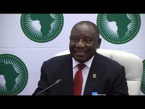 African Union reaffirms support for WHO amid COVID-19 pandemic