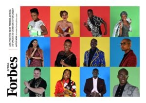 Applications Open for FORBES AFRICA 30 Under 30 class of 2020