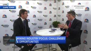 #MiningIndaba2020: Roger Baxter on why self-generation is a game changer for SA mining