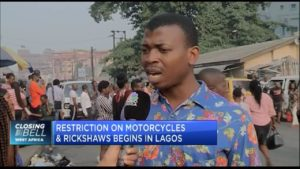 This is what Lagos commuters are making of the ban on motorcycles & rickshaws