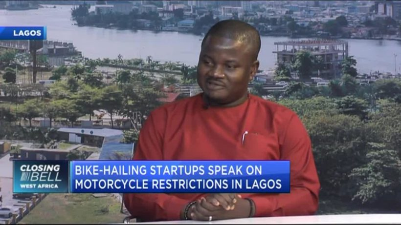 Bike-hailing start-ups speak out on motorcycle restrictions in Lagos