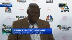 #MiningIndaba2020:  GIISDC Chair Andani on why Ghana is prioritising local content in mining