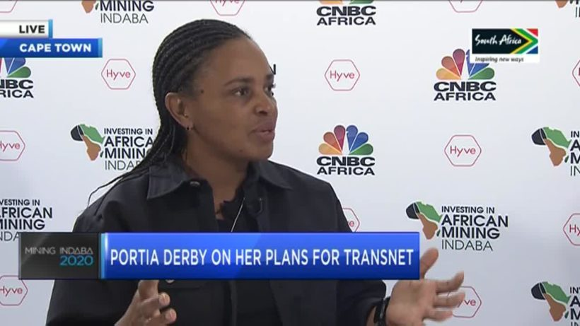 #MiningIndaba2020: New Transnet CEO vows to clean up the state-owned entity, opens up on former boss Brian Molefe