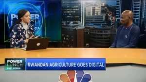 Rwanda moves to digitise its agricultural value chains to increase productivity, revenues