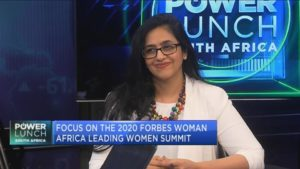 Here's what to expect at the 5th annual FORBES WOMAN AFRICA 2020 Leading Women Summit