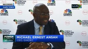 #MiningIndaba2020: GIADEC CEO Michael Ansah on opportunities, projects in Ghana's mining industry