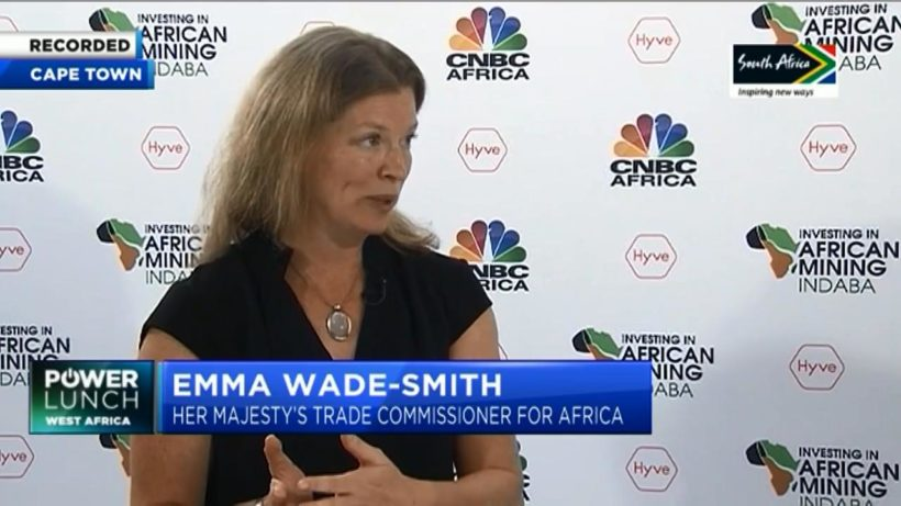 #MiningIndaba2020: Wade-Smith discusses the value of UK-Africa trade relationship in mining sector