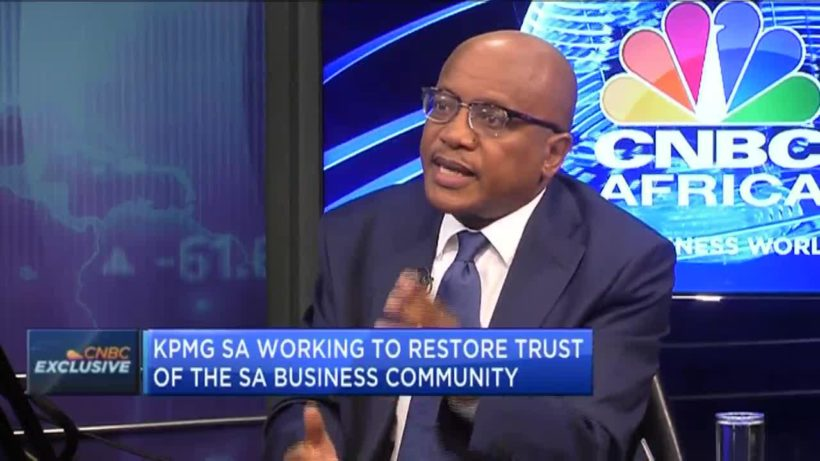 KPMG CEO Ignatius Sehoole: A CA with a vision to clean up SA's auditing profession