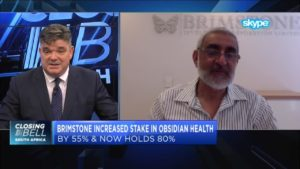 Brimstone CEO on the rationale behind Obsidian Health acquisition