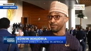 """AU Summit 2020: """"This is the year of dealing with root causes of conflicts in Africa"""" – One Africa's Edwin Ikhuoria"""