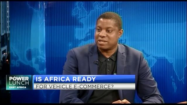 Is Africa's automotive industry ready for e-commerce?