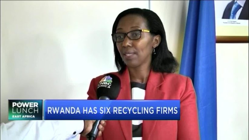 Wholesalers urged to comply as Rwanda govt. passes law to fine single use plastic traders