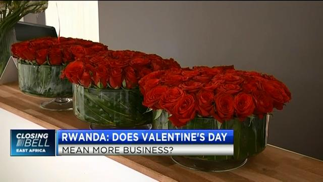 How Rwandan businesses cash in on Valentine's Day