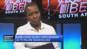 SARB looks to exit African Bank as its major shareholder