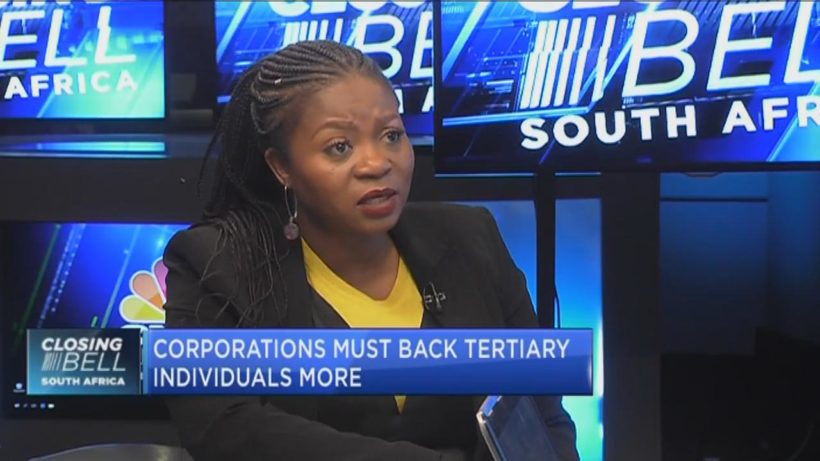 Ithuba's Busisiwe Msizi on how corporate SA can do more to educate the youth