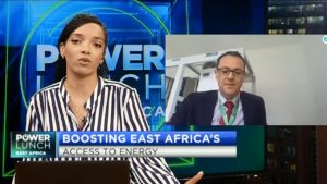 Schneider Electric's Olivier Jacquet on how to improve access to power in East Africa