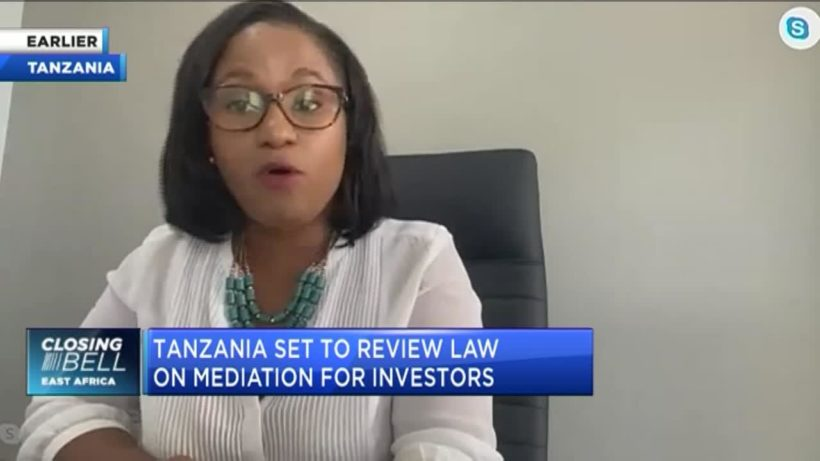 Tanzania set to review law on mediation for investors