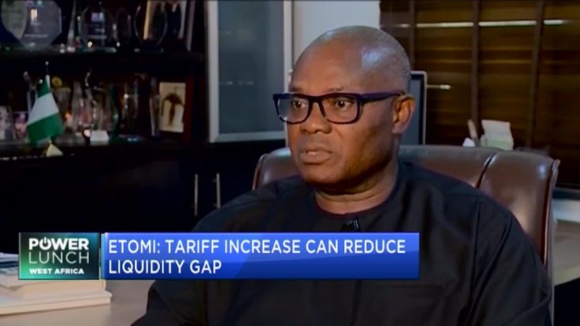 Privatisation opened up Nigeria's power sector, diversified economy, says Eko Electric's George Etomi