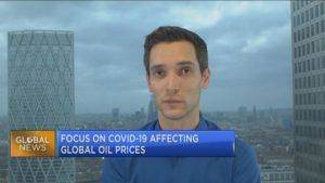 The impact of COVID-19 on global oil prices